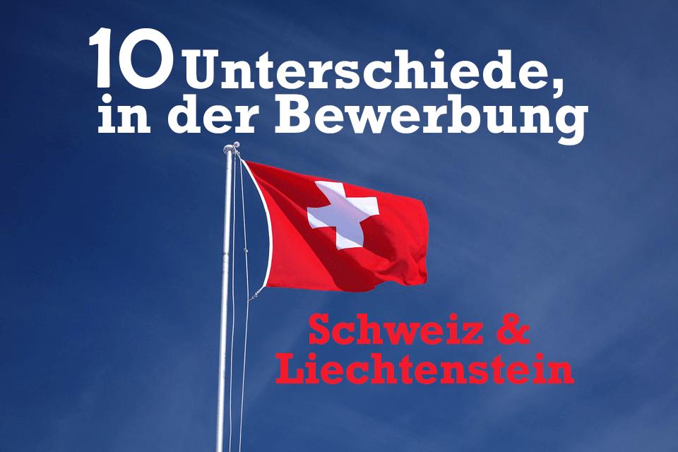 Bewerben In Der Schweiz 10 Wichtige Tipps Um Den Job Zu Landen