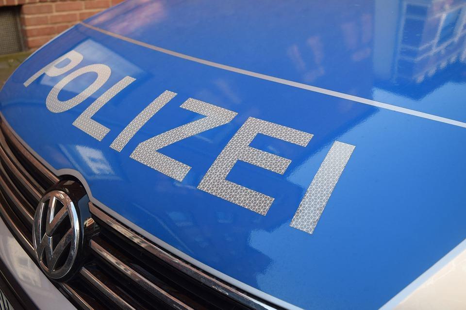 Bewerbung für die Polizei