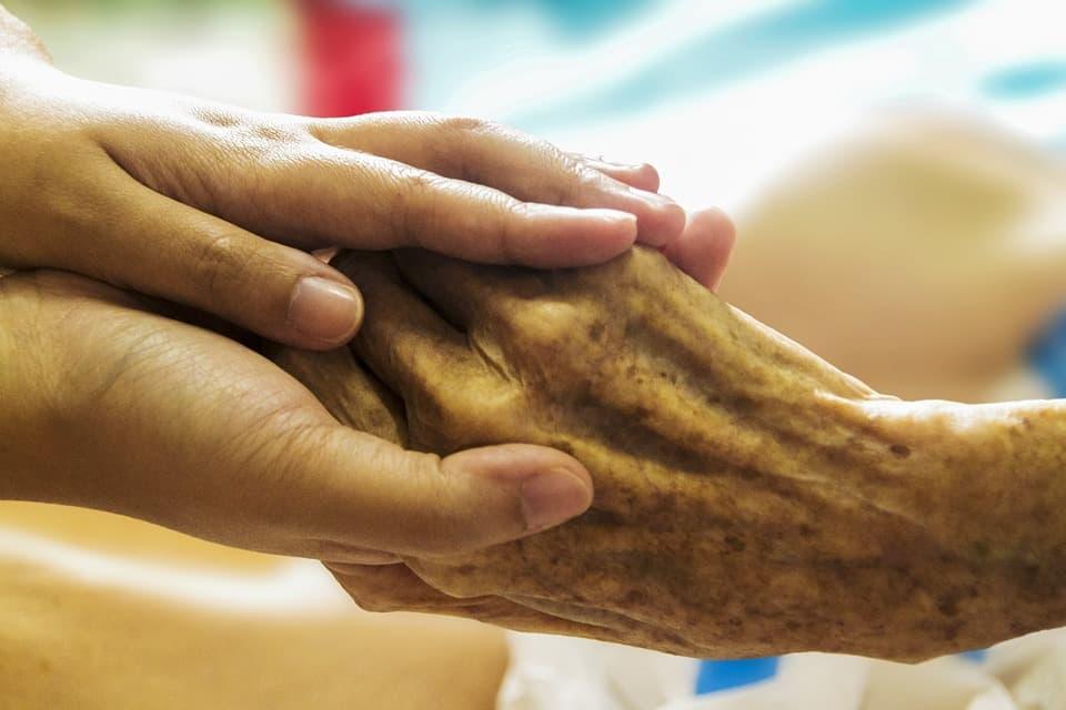 Bewerbung als Altenpflegerin Pflege