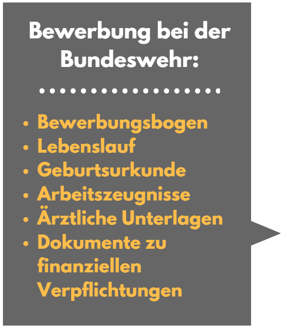 bewerbung bundeswehr bewerbung bei der bundeswehr bewerbung offizier - Bundeswehr Online Bewerbung