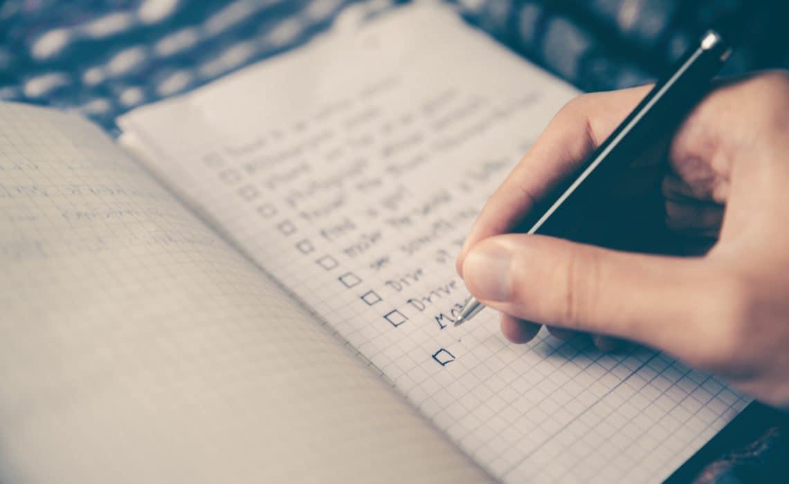 Prokrastination verhindern, Aufschieberitis