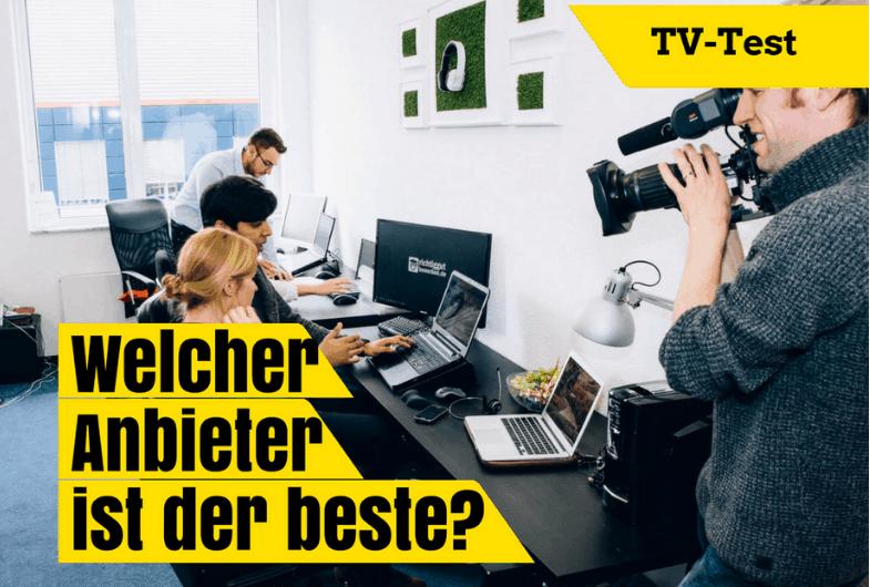 Bewerbungsexperte Bilal Zafar zeigt n-TV das richtiggutbewerben.de Office für den Bewerbungsservice Köln