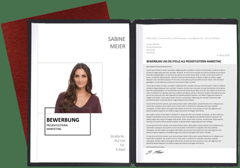 Bewerbung Schreiben Der Korrekte Aufbau Vorlagen