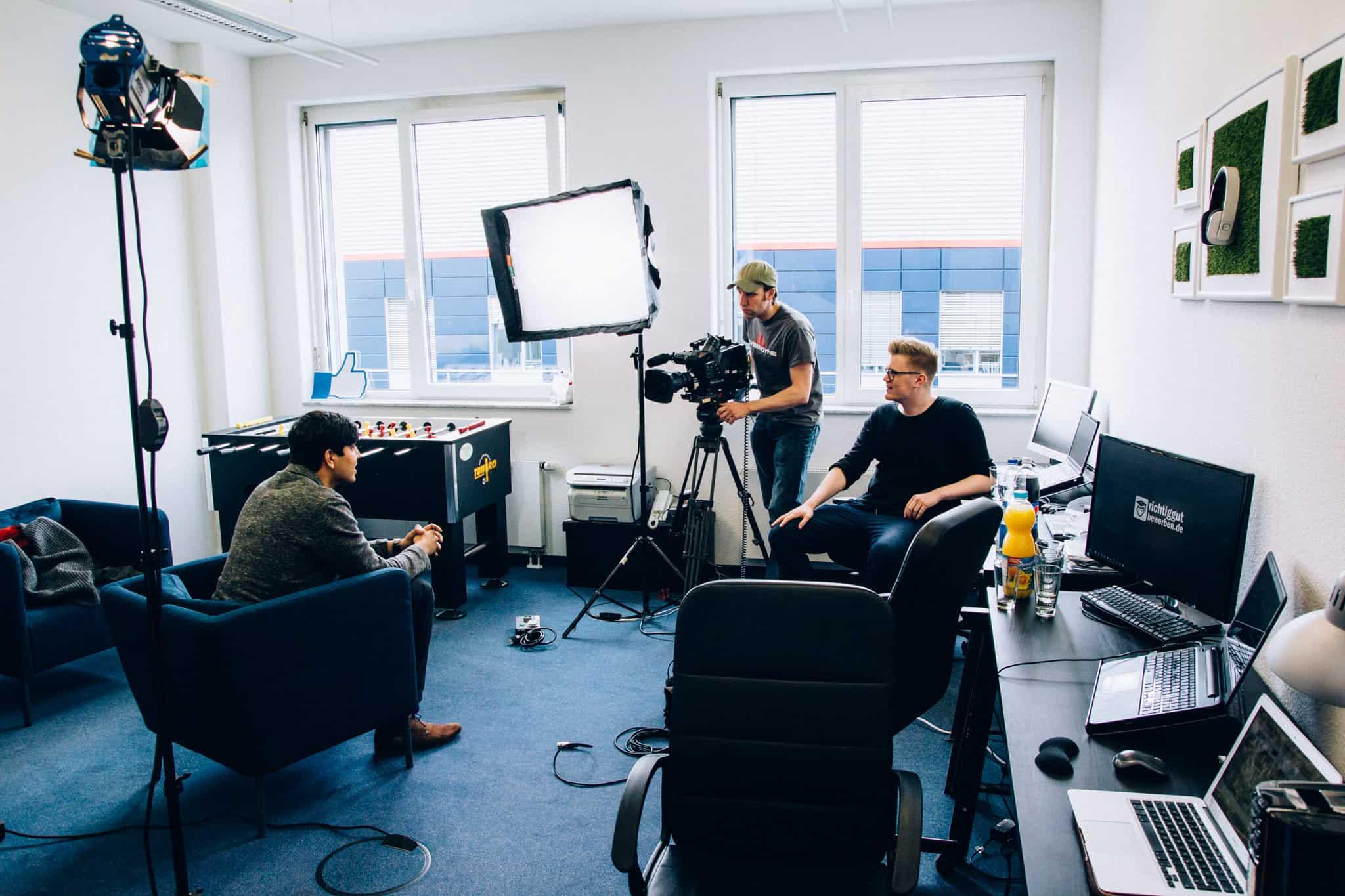 Galileo Testet Online Startup Für Bewerbungs Ghostwriter